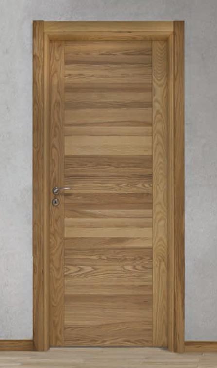 Porta per interni in legno | neutralizzato