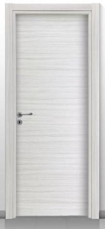 Porta interna in laminato| palissandro bianco