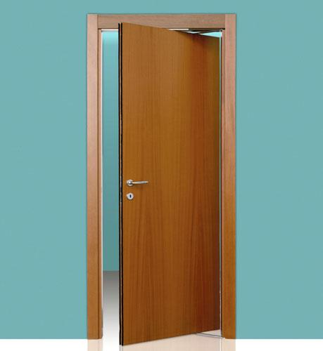 Porta interna in laminato| salva spazio