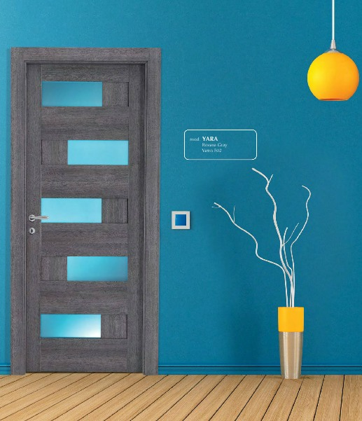 Porte interne in laminato| linea Infinity