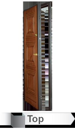 Porta blindata | Top