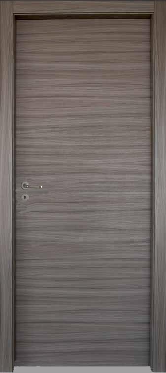 Porta interna in laminato| grigio