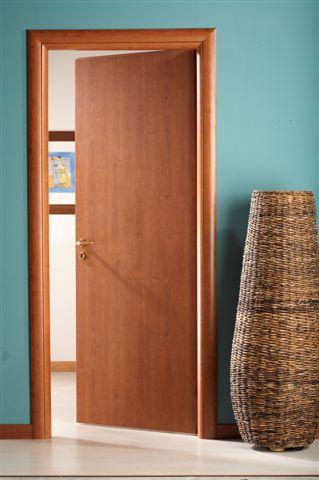 Porta interna in laminato| ciliegio