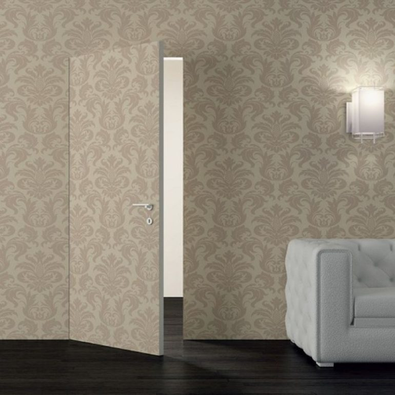 Porta interna in laminato| filo muro