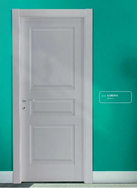 Porta interna in laminato| bianco