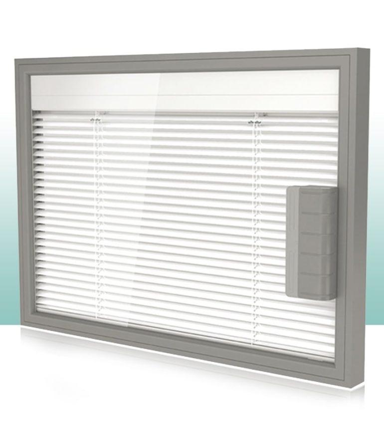 Qfort PVC | Tende nel vetro